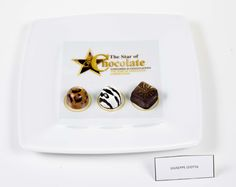 Giuseppe Leotta  The Star of Chocolate 2014