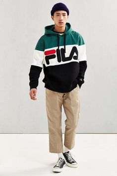 FILA Colorblocked Ho