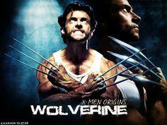 Hugh Jackman= Wolverine Xmen
