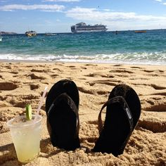 When you're here, shoes are optional. #RelaxwithPrincess PC: @mrtn_santiago