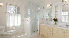 I like the built-in medicine cabinets Bathrooms - JAS Design Build