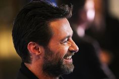 Hugh Jackman arrives on the red carpet ahead of the Eddie The Eagle screening at Village Cinemas Crown on March 29, 2016 in Melbourne, Australia.