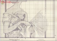 ru / Фото - MD 99 Venetian Opulence - f-morgan Cross Stitch Fairy, Cross Stitch Angels, Bonnet Pattern, Cross Stitch Pictures, Art Nouveau, Art Deco, Cross Stitch Patterns, Needlework, Quilts