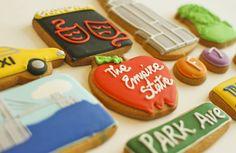 Eleni's New York - New York, New York cookies