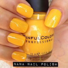 Sinful Colors nail polish | pull over