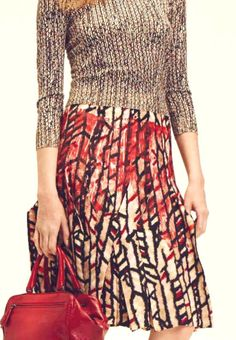 patternprints journal: PRINTS AND PATTERNS FROM PRE-SUMMER 2014 FASHION COLLECTIONS / 3