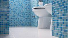 glasmozaiek badkamer | Badkamers Ideeen