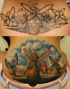 Dmitriy Samohin � � Fairy Windmills TattooArtProject.com � The best realistic tattoo artists in the world.    I'd like to suggest my personal website about gift ideas and tips. The site is http://ideiadepresente.com  You're welcome to visiting my website!    [BR]  Eu gostaria de sugerir meu site pessoal de dicas de presentes, o site � http://ideiadepresente.com