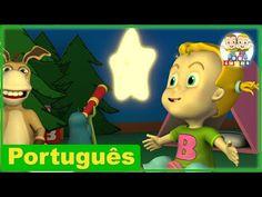 Brilha, Brilha lá no céu   Canções Creche Pré-Escolar   BBtwins   Vídeos HD   Português - YouTube
