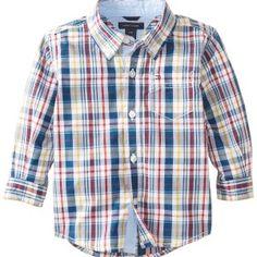e923424d3e Tommy Hilfiger para meninos é na Hype Kids. Camisa Social e Polo  multicores. Muito estilo e conforto para os pequenos. Produtos Importados.