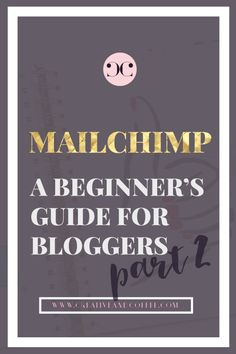 MailChimp tutorial on how to use CSS to style embedded MailChimp signup forms, launch an RSS feed campaign and use A/B Testing