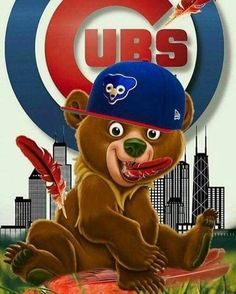 Chicago Cubs History, Chicago Cubs Fans, Chicago Bears, Espn Baseball, Chicago Cubs Baseball, Cubs Wallpaper, Cubs Cards, Cubs Pictures, Cub Sport