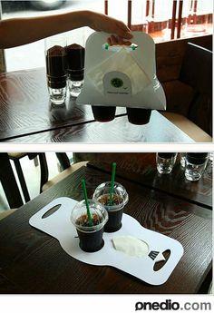 Taşınabilen Starbucks Pakedi