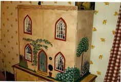Wisteria House, made by Joan Joyce.