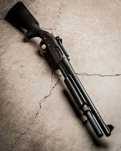 Weapons Guns, Guns And Ammo, Rifles, Combat Shotgun, Firearms, Shotguns, Tactical Shotgun, Remington 700, Custom Guns