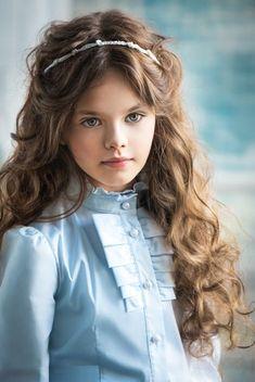 Model Diana Pentovich | Russian child model Diana Pentovich.