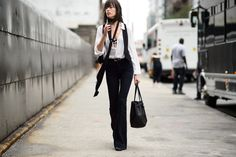 New York Street Style Fashion : New York Street Style Summer