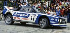 J.C. Andruet - Lancia 37 Rally (Tour de Corse 84)