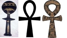 Akan-Asante Fertility Doll and the Egyptian Ankh.   In Ghana and in most parts of Africa, fertility dolls represent youth and fertility. Akua'maa are carved wooden figures that are believed to induce pregnancy and ensure safe delivery at birth.the structure of a fertility doll you will notice a distinct similarity to the Ankh, an ancient Egyptian or Kamitic symbol of life. It has a huge round head and body, and it is shaped like a cross.