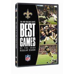 Nfl New Orleans Saints Best Games Of 2009 Regular Season