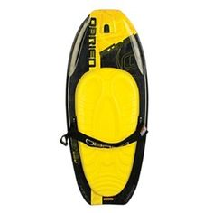 O'Brien Ricochet Kneeboard - Black/Red - 52""
