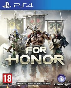 For Honor (PS4) £42.00 to buy with free UK delivery.  Amazon Bestsellers Rank: 10 in PC & Video Games (See Top 100 in PC & Video Games)      #1 in PC & Video Games > Sony PlayStation 4 > Games > Adventure     #2 in PC & Video Games > Games > Adventure     #3 in PC & Video Games > Sony PlayStation 4 > Games > Action & Shooter