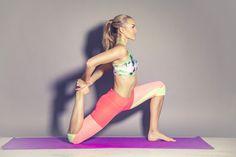 Flexible Legs – Stretching Series by Vilma P. 2/3