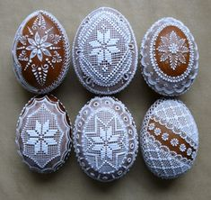 Ukrainian Easter Eggs, Easter Cookies, Cupcakes, Gingerbread, Ale, Decoupage, Cake Decorating, Diy Crafts, Hand Painted