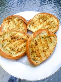 Homemade Garlic Bread #Garlic #bread