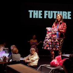 World Factory offers audiences a chance to be the fast fashion factory owner. Young Vic, Eco Clothing, Fair Trade Fashion, Fast Fashion, Ethical Fashion, Sustainable Fashion, True Cost, Relentless, Running