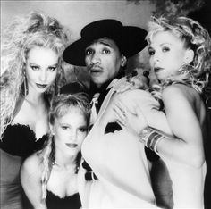 Kid Creole and The Coconuts - 'The Sex Of It' promo photo! - ya'lls Prince fans do remember The Sex Of It don't ya? Kid Creole, 80 Bands, Disco Funk, Music Pics, Post Punk, Photo Archive, Savannah Chat, True Love, Cool Photos