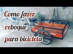 Youtube, Camper, 1, Bike, Style, Bike Trailers, Sewing Leather, Design Cars, Tricycle