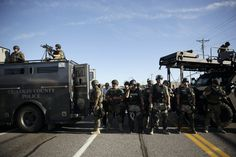 Rand Paul: We Must Demilitarize the Police