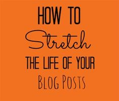 5 Tips to Get More Traffic to Your Blog Posts