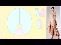 Amazing Sewing Patterns Clone Your Clothes Ideas. Enchanting Sewing Patterns Clone Your Clothes Ideas. Techniques Couture, Sewing Techniques, Pattern Cutting, Pattern Making, Diy Clothing, Sewing Clothes, Dress Sewing Patterns, Clothing Patterns, Fashion Sewing