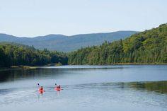 Tourisme Laurentides - Photos Parcs, Plein Air, Canada, Mountains, Photos, Nature, Travel, Tourism, Civilization