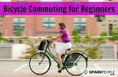 A list of 37 things you can do in everyday life to help save the planet such as commute or bike to work, recycle, learn the benefits of organic fertilizers and much more. Commuter Cycling, Road Cycling, Cycling Tips, Cycling Workout, Cycling Art, Cycling For Beginners, Cycle To Work, Spark People, Commute To Work