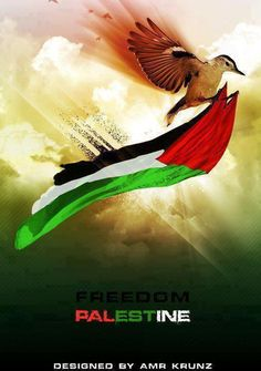 Palestine will be free!