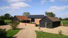 Stradbroke Farm Barn | Robert Norman Construction