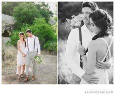 Bohemian Wedding Inspiration : Sabrina+Cody - Jasmine Star Photography Blog