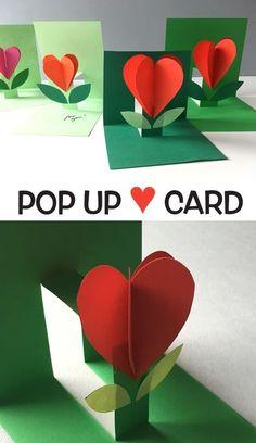 65 Valentine's Day DIY Craft Ideas for Kids  #valentinesday #craftsforkids