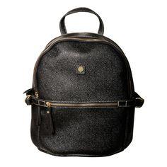 Γυναικεία Τσάντα (Women's Handbag ) THIROS  D27-0064B-ALBlack Leather Backpack, Fashion Backpack, Backpacks, Handbags, Collection, Shopping, Leather Backpacks, Totes, Backpack