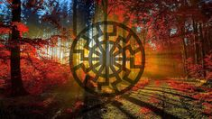 Winter Solstice, Mantra, Rage, Vikings, Celtic, Fair Grounds, Fantasy, Painting, Knowledge