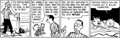 Calvin and Hobbes comic for Jul/12/2014