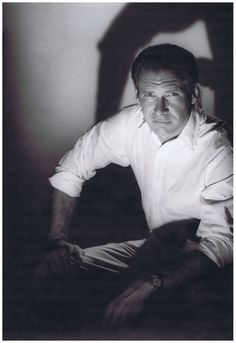Harrison Ford by George Hurrell