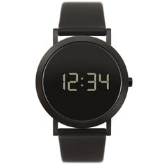 The Extra Normal Digital Grande watch by Normal Timepieces has a split personality; it looks like an analog watch with it's perfectly round watch face, but it features a digital display. There's something else special about this watch. Thanks to a new construction technique that's only recently been developed, the black of the high contrast LCD screen blends perfectly with the black of the watch face. This is thanks to a special LCD screen that is designed not to reflect glare and to appear…