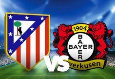 Champions League 2014-15  Atletico Madrid vs Bayer Leverkusen