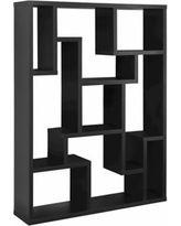 Book case: Furniture of America 13 Shelf Bookcase - Ebony