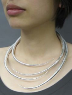 Loving the design of this necklace, great statement and wonderful design. :  #jewellery