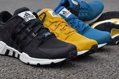 #adidas EQT 93 Support City Pack #sneakers